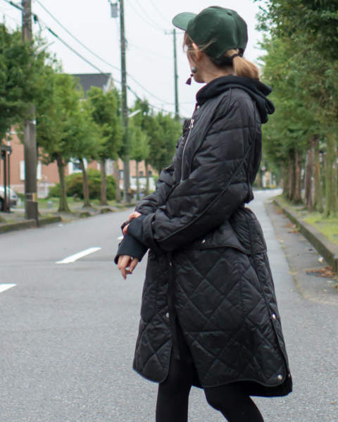 OAMC / Quilted Squad Coat