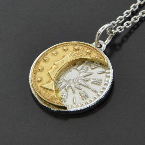 Eclipse Coin Pendant エクリプスコインペンダント