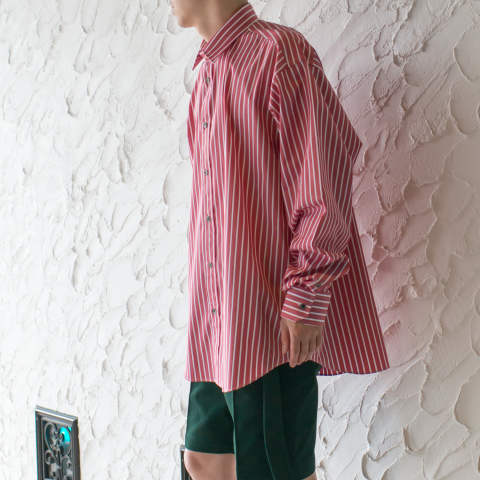 Over sized L/S Shirt