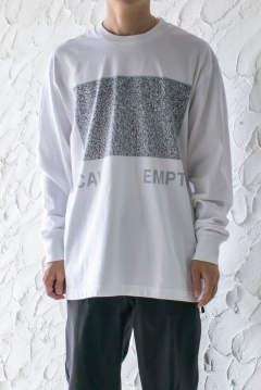 VCR Noise long sleeve T