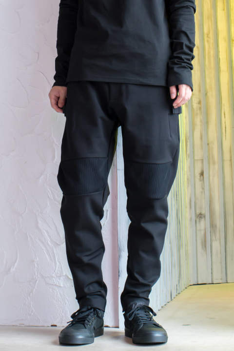 【LAST ONE】Track Pant With Zipper Detail