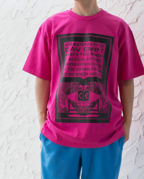 MD MATERIALITY T pink