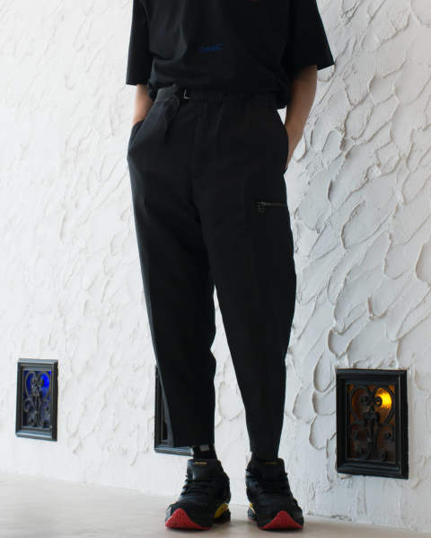 Cropped regs pant