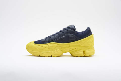 adidas by Raf Simons RS OZWEEGO Yellow/Navy