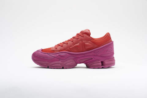 adidas by Raf Simons RS OZWEEGO Purple/Red