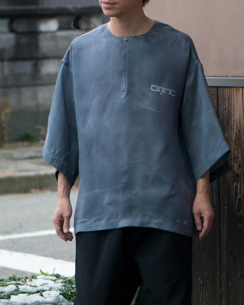 SIGNAL S/S SHIRT MEDIUM GREY