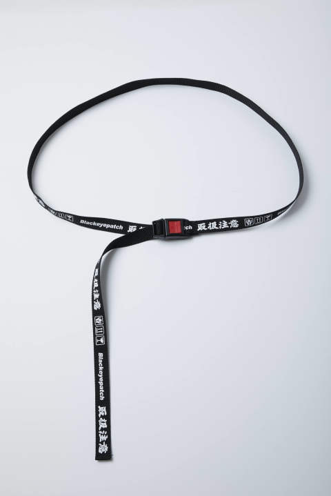 Handle With Care Belt black
