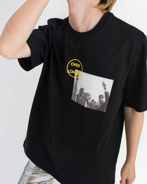 JFK T-Shirt Jersey black