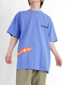 【LAST ONE(XL)】Handle With Care Tee purple