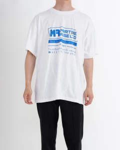 Wobbly T-shirt white