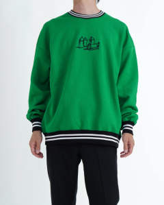 Graff Crew Sweat GREEN