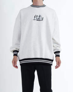 Graff Crew Sweat ASH