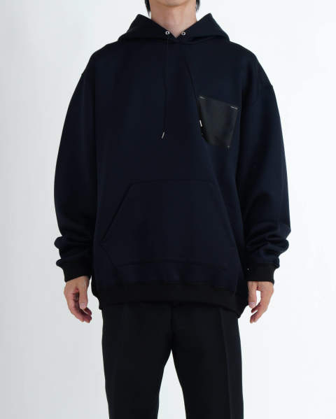 〈LAST ONE(XL)〉Whale Hoodie