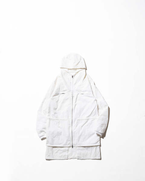 【LAST ONE(M)】Layered Nylon Jacket