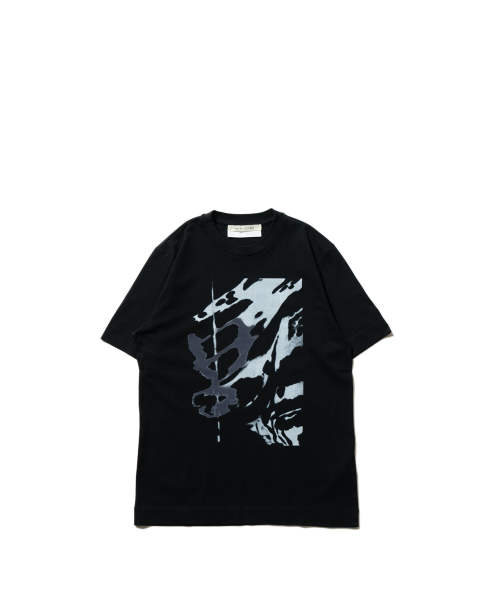 S/S Tee W/Serigraphic wing