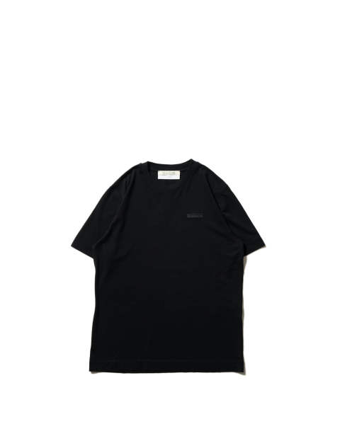 SS Tee w/Rubber Patch and Print